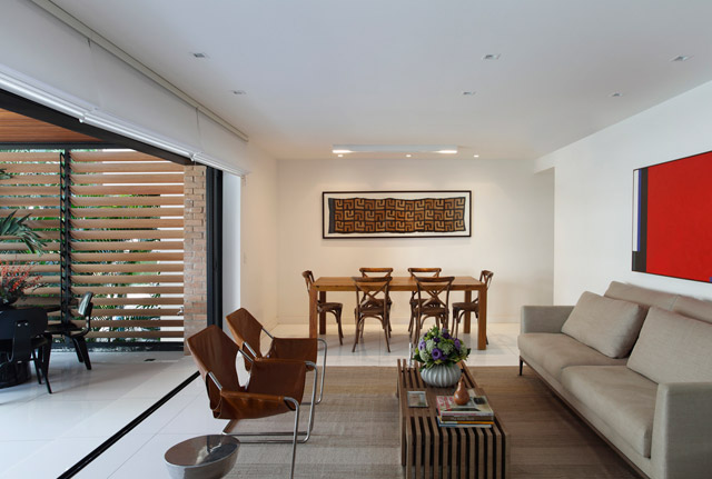 modern contemporary townhouse in brazil (9)