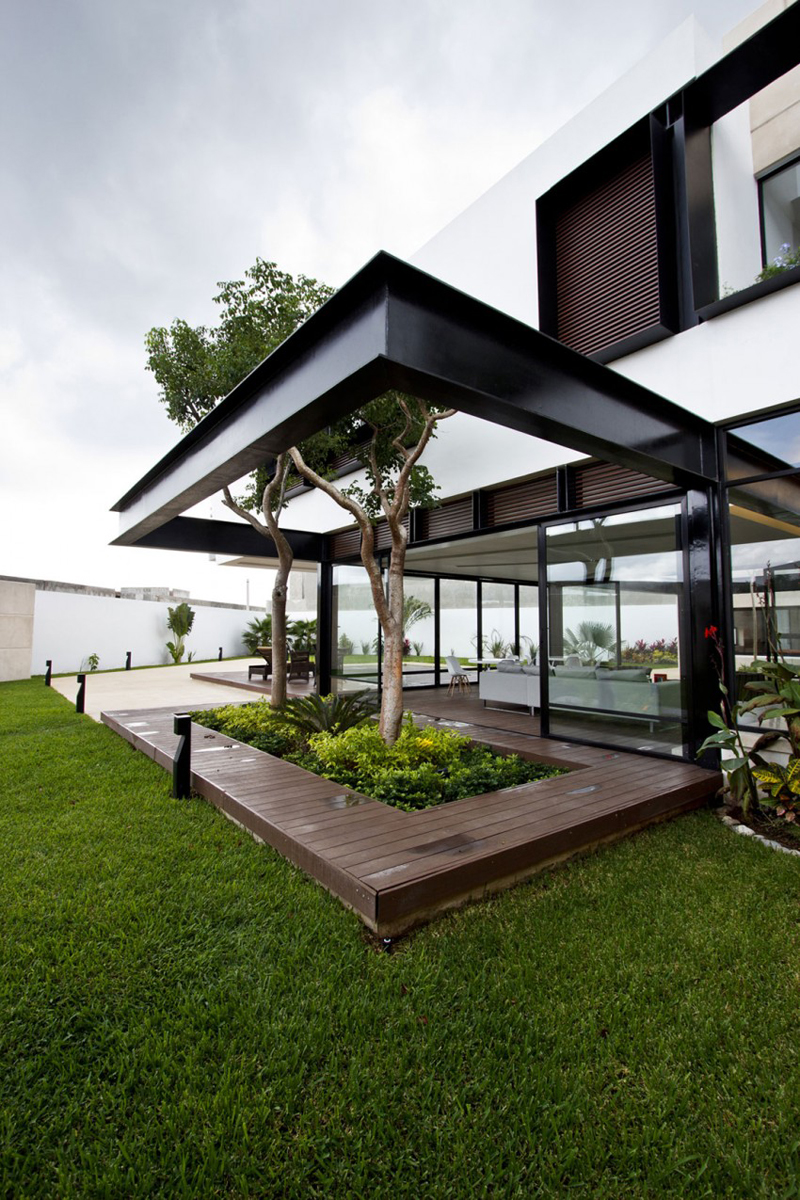 modern house 300 sq mt space in mexico (10)