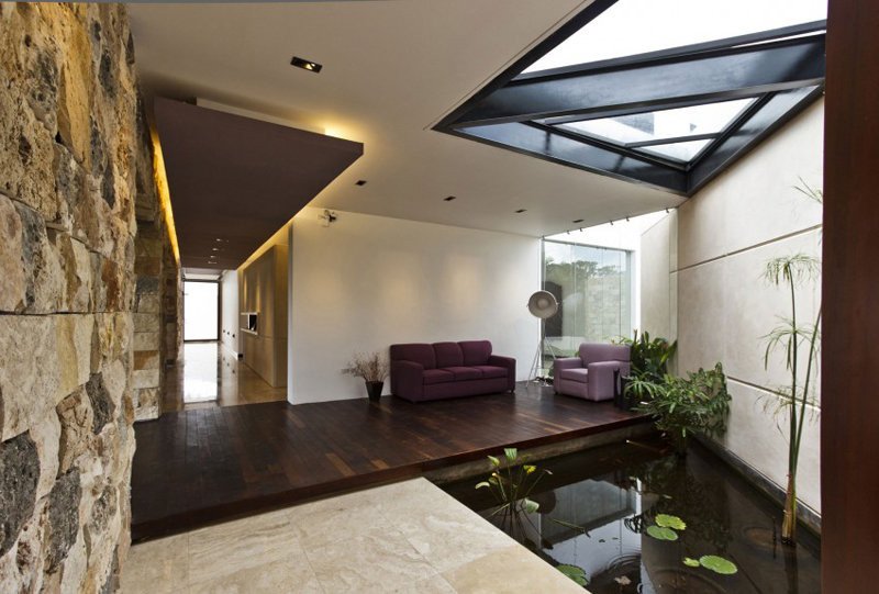 modern house 300 sq mt space in mexico (2)
