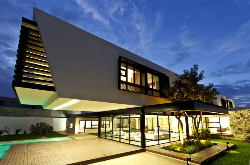 modern house 300 sq mt space in mexico (20)