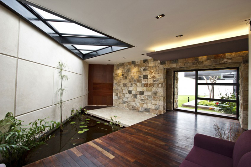 modern house 300 sq mt space in mexico (3)