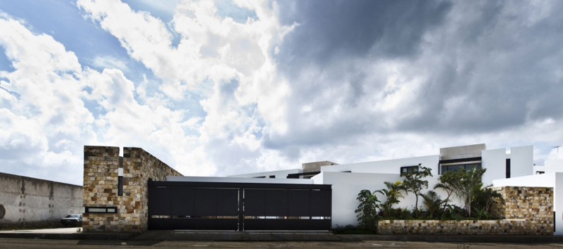 modern house 300 sq mt space in mexico (9)