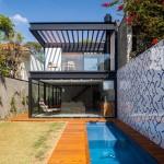 บ้านทาวน์โฮมสองชั้น ใส่รูปแบบชีวิตยุคใหม่ ที่โล่งสบายเป็นธรรมชาติ ลงไปกลางเมือง