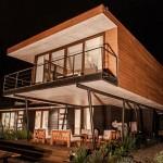 บ้านแบบโมเดิร์นสองชั้น ทันสมัยด้วยการออกแบบเป็นพิเศษ พร้อมสวนรอบๆบ้าน