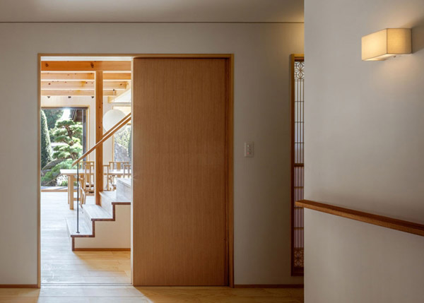 modern japanes house with zen garden (10)