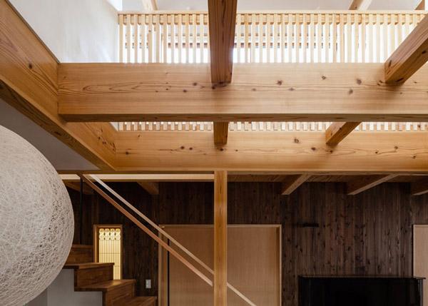 modern japanes house with zen garden (11)