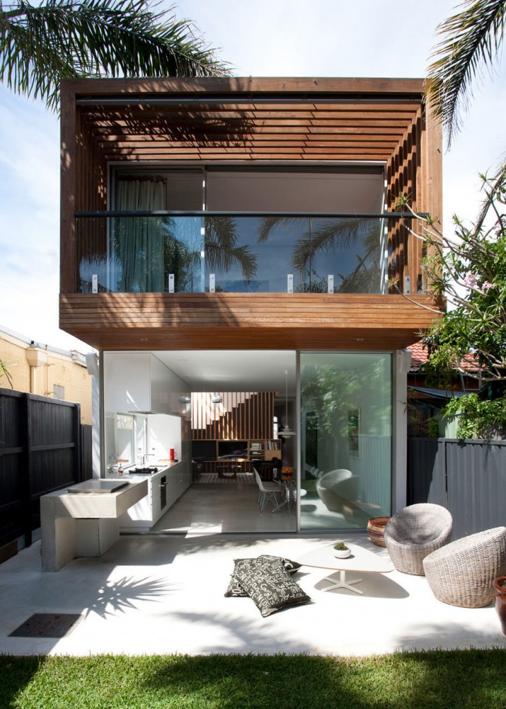 modern tropical townhouse from australia (7)
