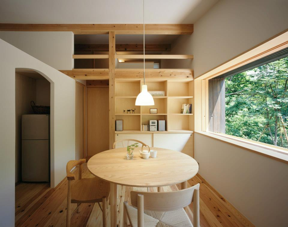 modern wooden japanese house in countryside (10)