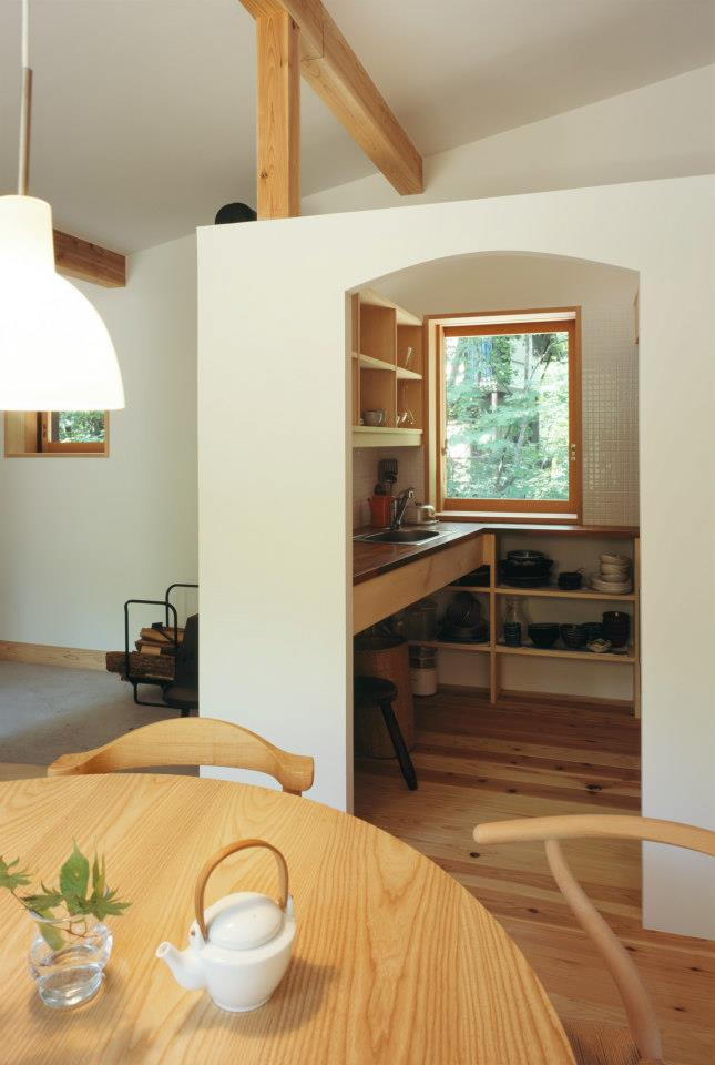 modern wooden japanese house in countryside (11)