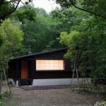 บ้านไม้แบบญี่ปุ่นโมเดิร์น กับศิลปะเรียบง่าย และการตกแต่งภายในเน้นความสบาย