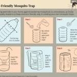 สุดยอดไอเดีย DIY Mosquito Trap สร้างกับดักยุงอนุรักษ์สิ่งแวดล้อม เป็นมิตรกับคนในบ้าน