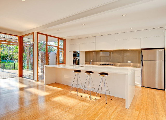renovated 100 years old house to modern contemporary style australia (12)
