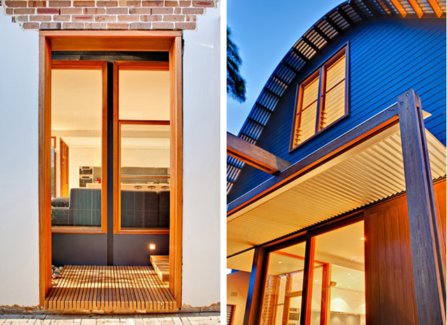 renovated 100 years old house to modern contemporary style australia (2)