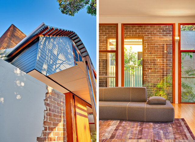 renovated 100 years old house to modern contemporary style australia (4)