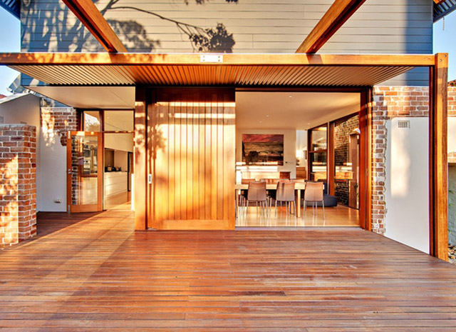 renovated 100 years old house to modern contemporary style australia (5)