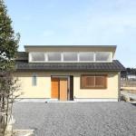 บ้านโมเดิร์นชั้นเดียวแบบญี่ปุ่น ภายนอกเรียบๆธรรมดา ภายในแต่งสว่างโล่งสวยงาม