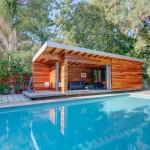 แบบบ้านไม้หลังเล็กแบบกล่อง ออกแบบกะทัดรัด เน้นความโปร่งโล่งและประโยชน์ใช้สอย