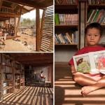 ผลงานนักศึกษานอร์เวย์ พัฒนาหมู่บ้านชายแดนไทย-พม่า สร้างสรรค์ศิลปะอันน่าชื่นชม