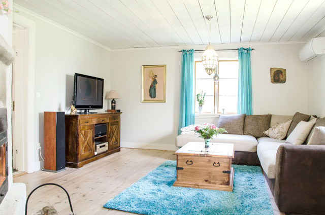 two bedrooms cottage scandinavianhouse idea (3)