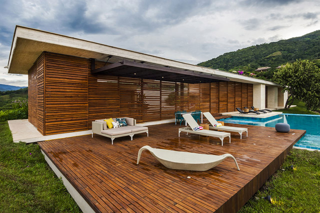 vacation house contemporary idea on columbian hill with pool (2)