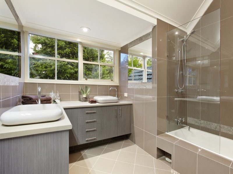 Bathroom - Modern (1)