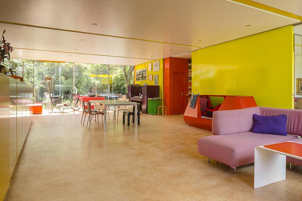 British Architecture Colourful House (10)