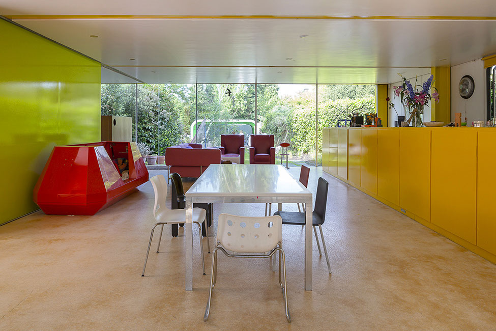 British Architecture Colourful House (11)