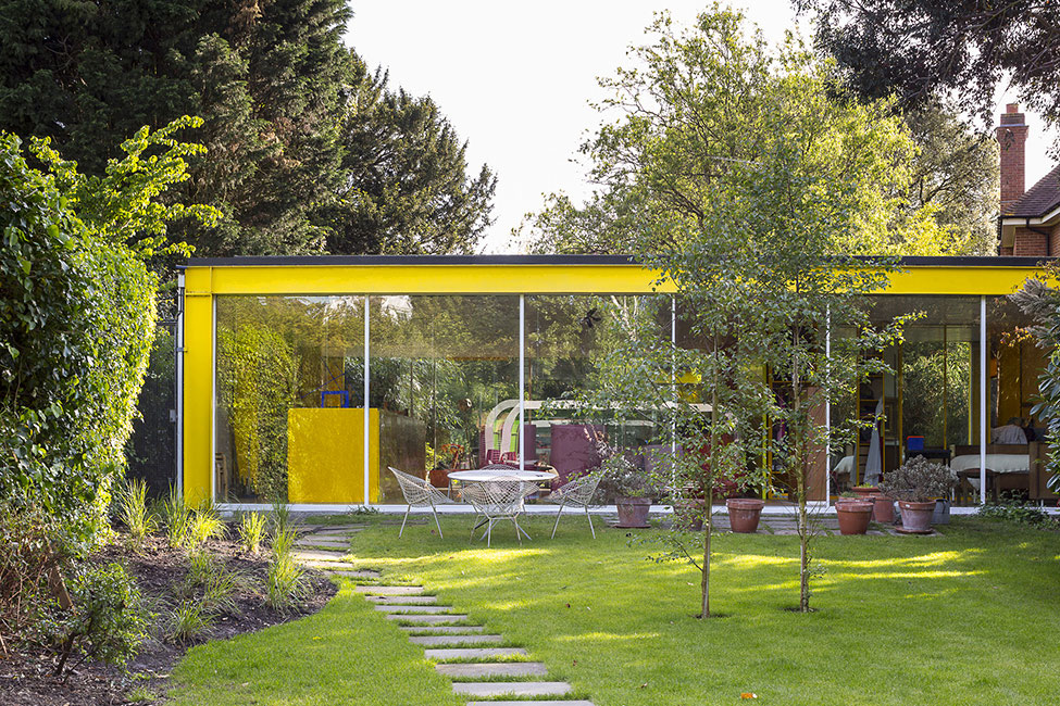 British Architecture Colourful House (3)