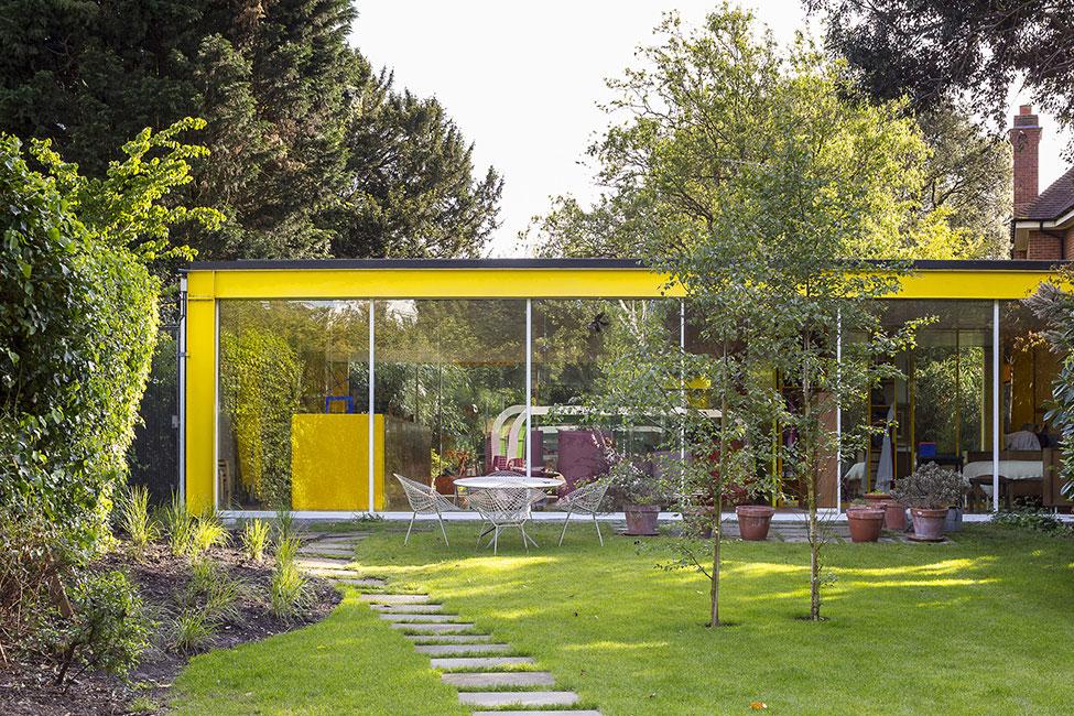British Architecture Colourful House (3)