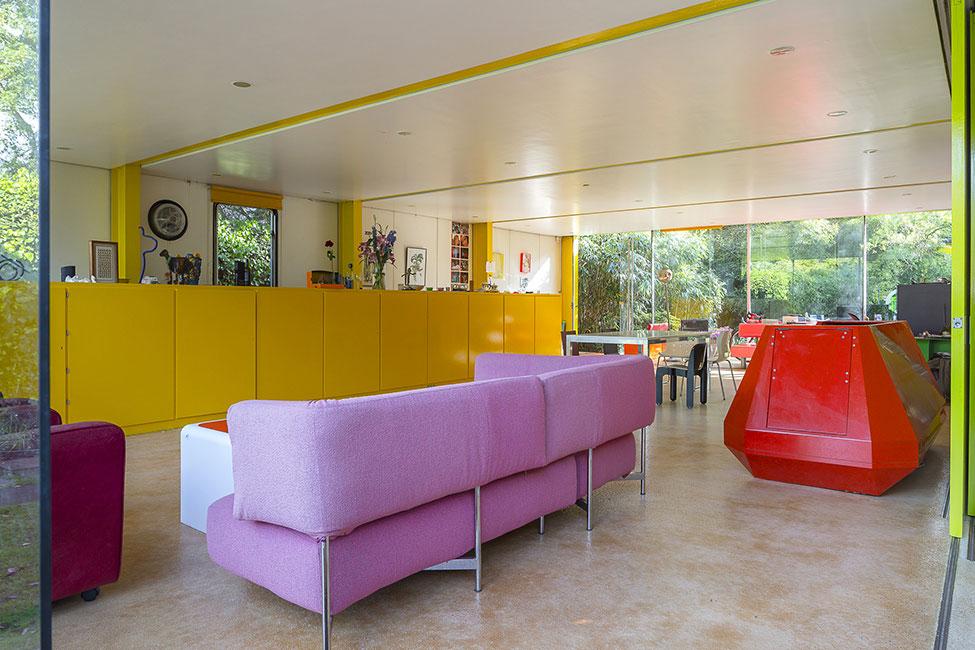 British Architecture Colourful House (7)