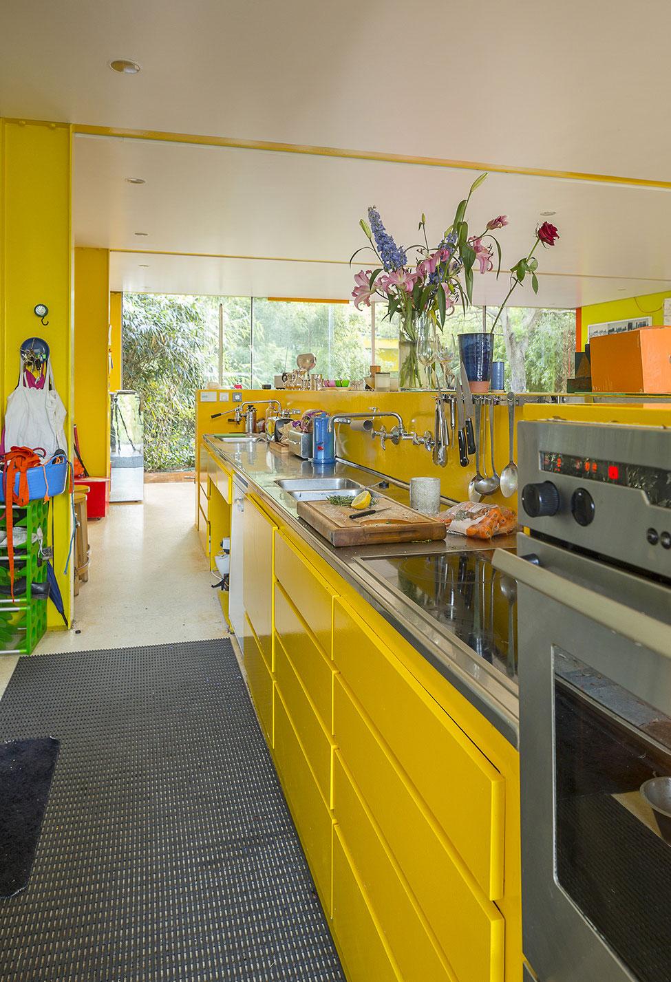 British Architecture Colourful House (8)