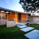 บ้านชั้นเดียวแนวโมเดิร์น แนวคิดชีวิตคนรุ่นใหม่ ประหยัดพลังงานและอนุรักษ์