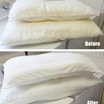 DIY หมองเก่า…เป็นขาวใหม่…มาซักหมอนเน่าให้ขาวสะอาดกันเถอะ