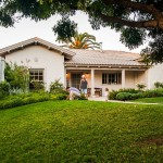 บ้านสีขาวแห่งความสุข ออกแบบชั้นเดียวแนวเรียบง่าย ให้ครอบครัวได้ใช้เวลาร่วมกัน