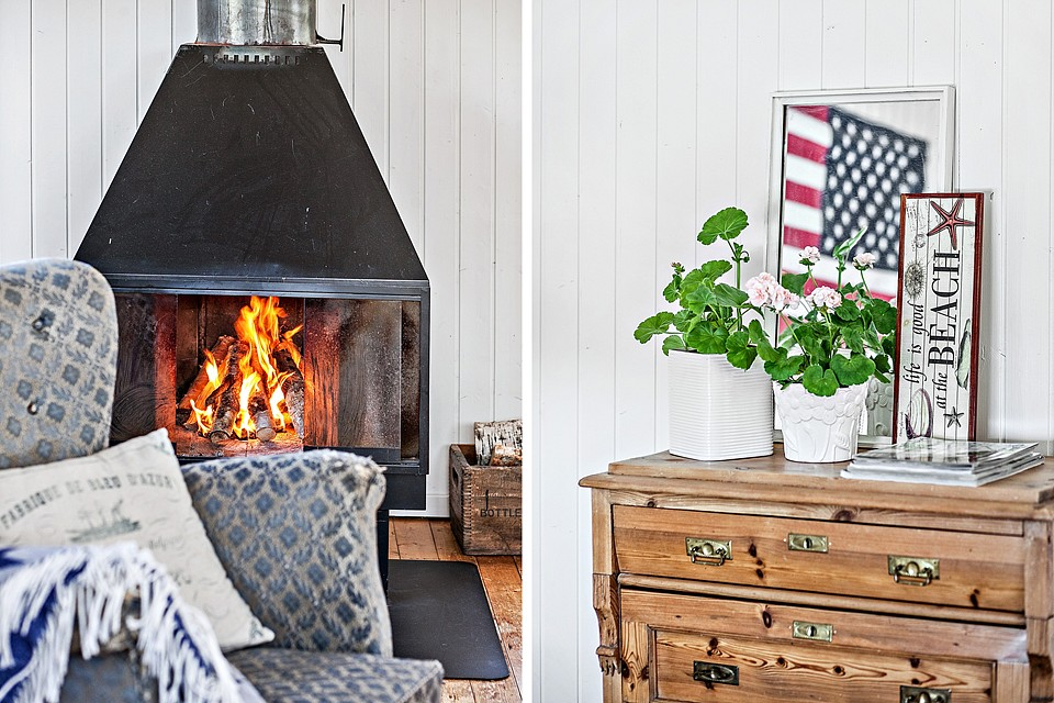 country cottage house with white wooden design in swedish countryside (6)