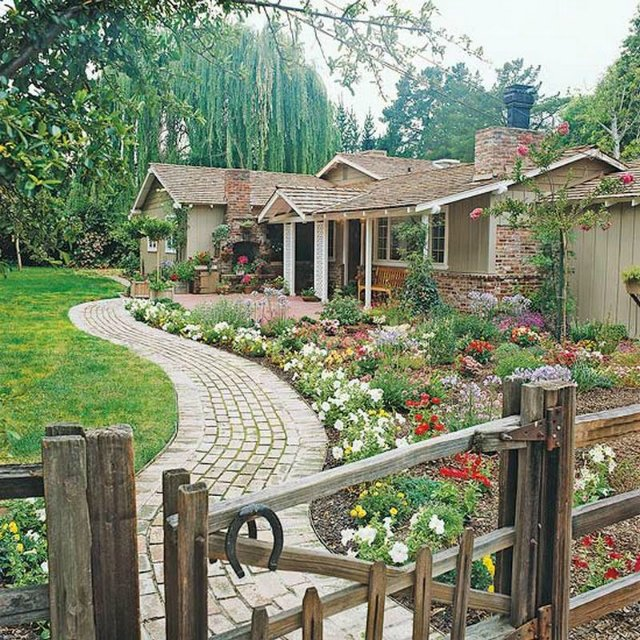 idea-for-frontyard-garden (28)