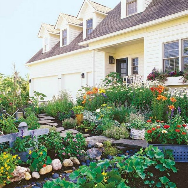 idea-for-frontyard-garden (3)
