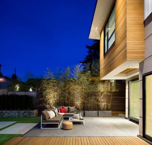modern contemporary eco friendly house with white and elegant interior in canada (6)