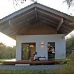 บ้านแนวโมเดิร์นคอทเทจ กับบรรยากาศธรรมชาติแนวคันทรี สบายและปลอดโปร่ง