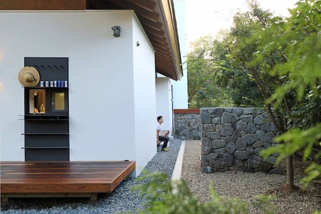 modern country cottage house in south korea countryside (7)