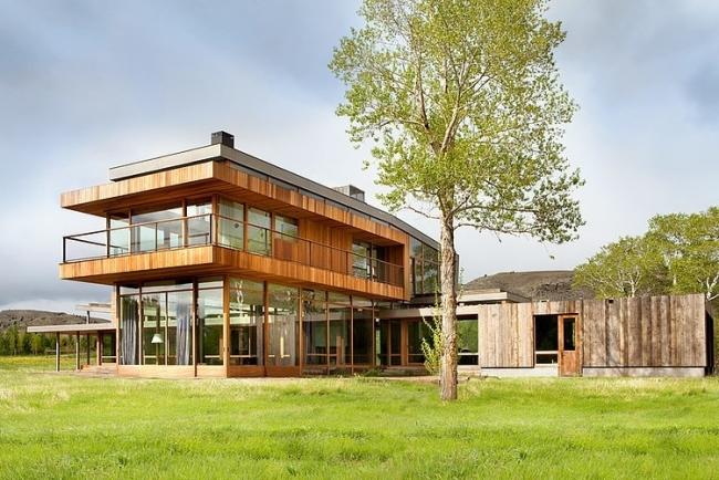 modern-farm-house-in countryside montana usa (1)