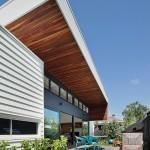 ตัวอย่างบ้านแนวโมเดิร์นในโครงสร้างสี่เหลี่ยม ชั้นเดียวก็สวยได้นะจ๊ะ