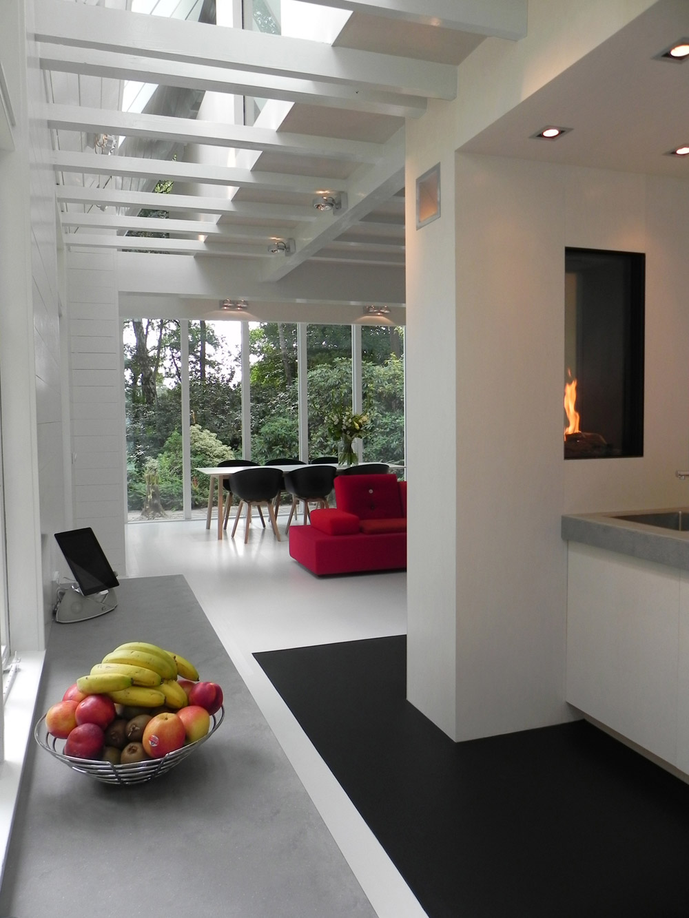 modern mini cottage country house in netherlands (3)