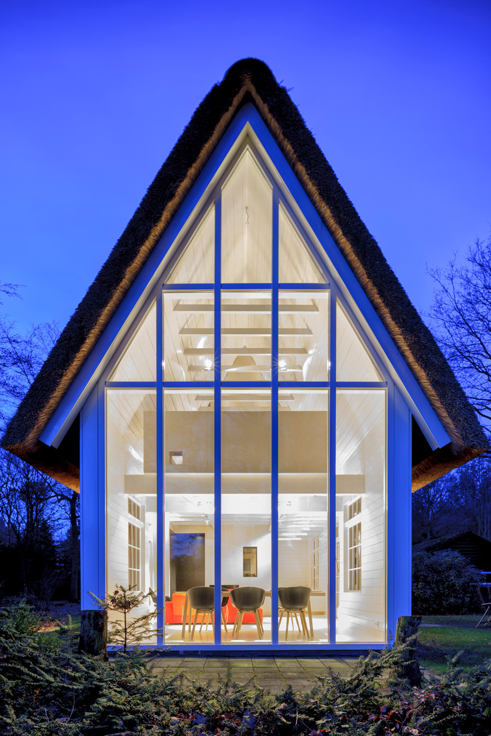 modern mini cottage country house in netherlands (8)