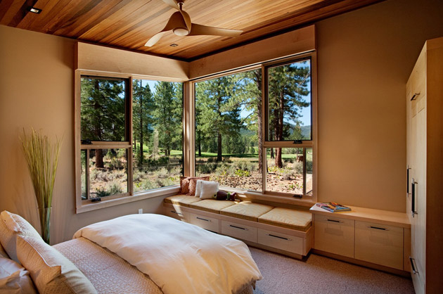 modern rustic wooden house with elegant interior design in usa (10)