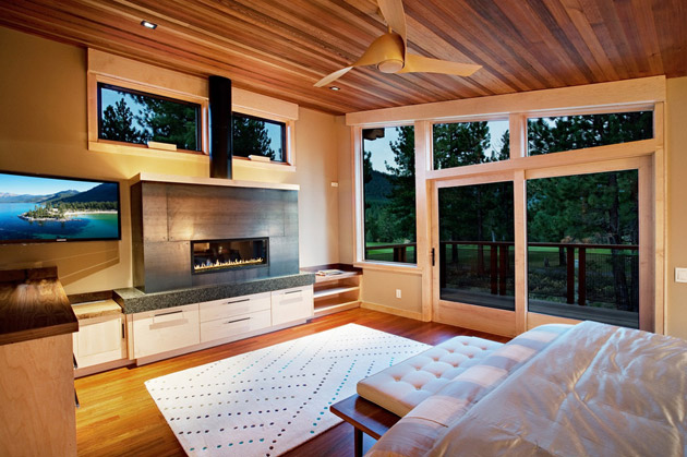 modern rustic wooden house with elegant interior design in usa (9)
