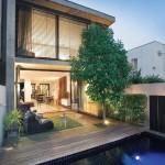 บ้านทาวน์โฮมสองชั้น ออกแบบสไตล์โมเดิร์นเพื่อคนรุ่นใหม่ พร้อมพื้นที่พักผ่อนส่วนตัว