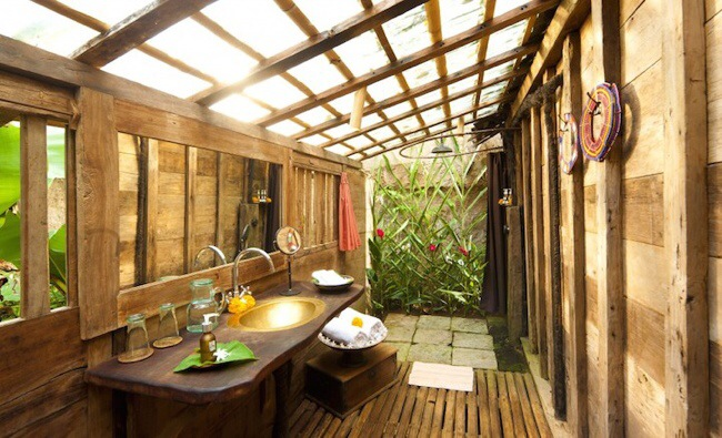 nature resort with classical idea and beautiful serene environment in bali (1)