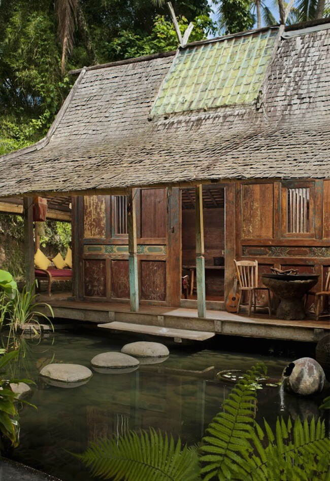 nature resort with classical idea and beautiful serene environment in bali (13)