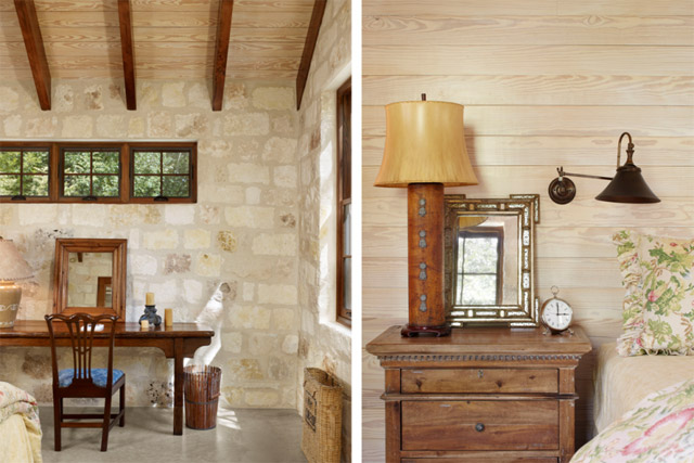 stone cottage house country style in texas countryside (8)